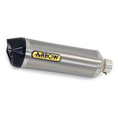 ARROW - Titan med kolfiber avslut