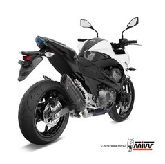MIVV - Suono Steel Black