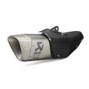 Slip-on titanljuddämpare YZF-R1