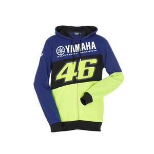 Yamaha VR46 Huvtröja - Herr