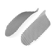 Steel Mesh Rear Side Covers MT-07