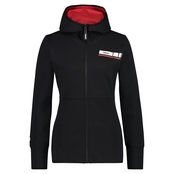 REVS Women's Zip-Up Hoodie - Svart