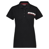 REVS Women's Polo - Svart