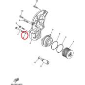 O-ring för oljefilter Yamaha