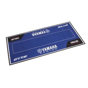Yamaha Racing-depåmatta