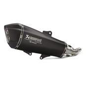 Akrapovic Slip-on (Svart)