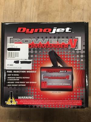 Power Commander V - ZX-6R