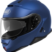 SHOEI Neotec II - Blå Matt Metallic