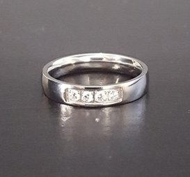 Ring Avaline Silver
