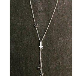 Halsband Starlight Silver
