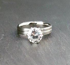 Ring Pilou Silver