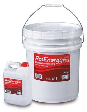 RotEnergy 46 skruvkompressorolja 3,75 lit