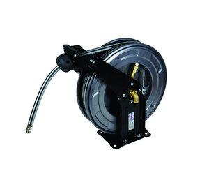 Hose Reel 10 meters. 16x23 mm Rubber hose