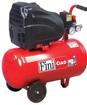 Ciao 25/1850 oljefri 118 L/min