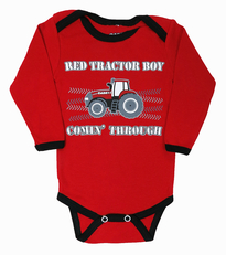 Baby International Harvester
