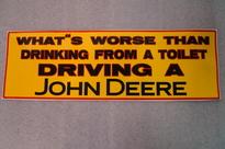 Dekal John Deere