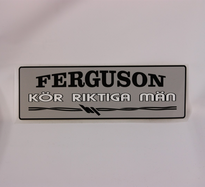 Dekal Massey Ferguson