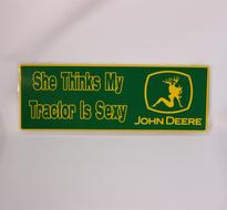 Dekal John Derre