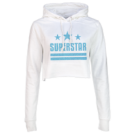 Holly Superstar Cropped Hoodie