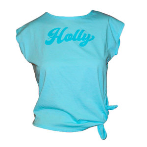 Pyjamas Knot Top - Holly