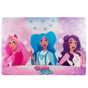 Dolly Style Desk Mat, 50 x 35 cm