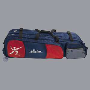 allstar rollbag DUO. with metal frame, 1 main compartment, 1 outside pocket