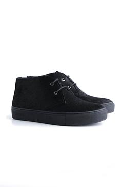 High Hairy Skate Sneaker - Blizz