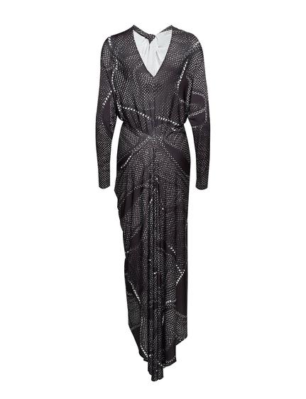 Twisted Long Dress