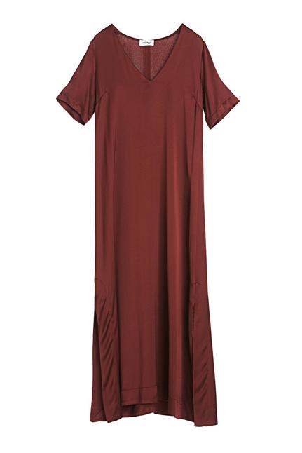Midi Dress With Splits