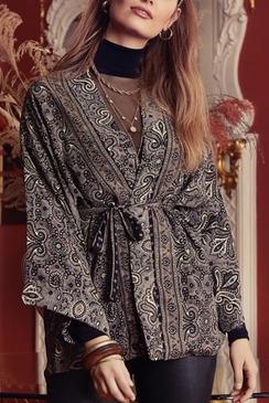 Luna Reversible Jacket