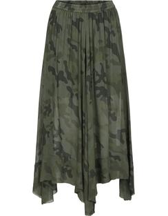 Sherine Camouflag Skirt