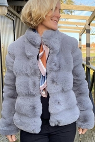 Caja Faux Fur Jacket