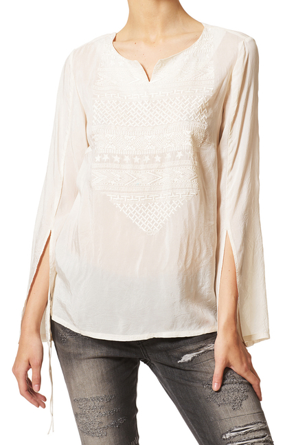 Macao Blouse