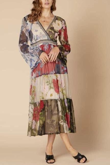 Calicalic Dress