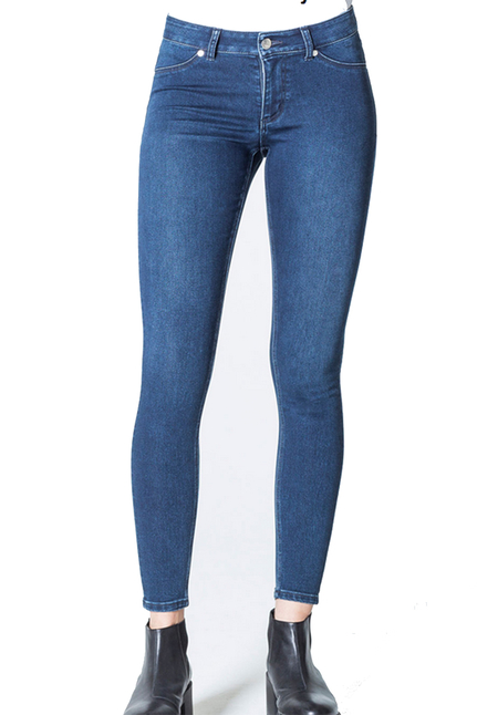 Mid Spray Jeans