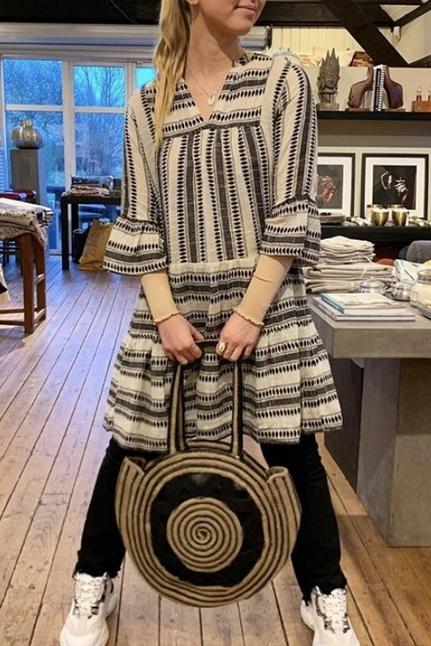 Gunvor Stitch Dress