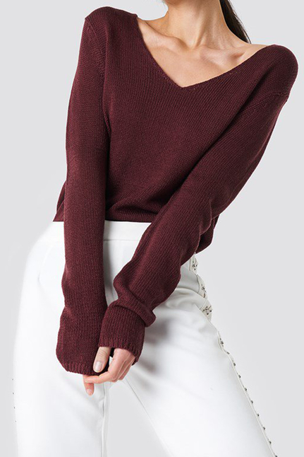 Ninni V-Neck Knit