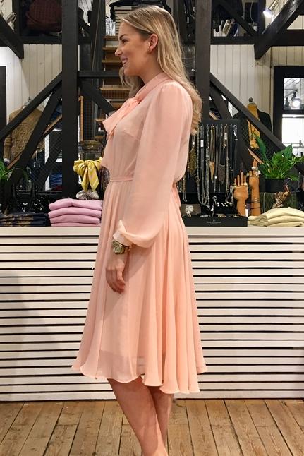 Sabrina Dress Silky Chiffong