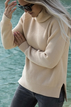 Anemone Knit Blouse