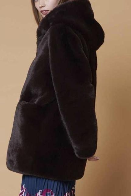 Gabonback Fakefur Jacket