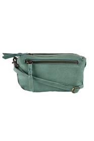Soft Box Bag Aqua