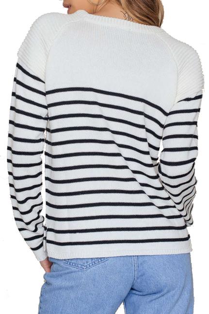 Ida Stripe Knit