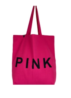 Jade Pink Shopper