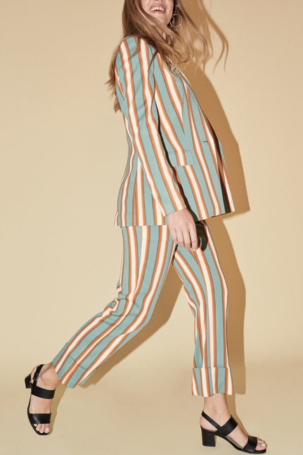Bella Stripe Pants