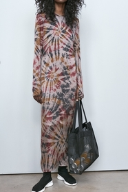 Abstract Tube dress