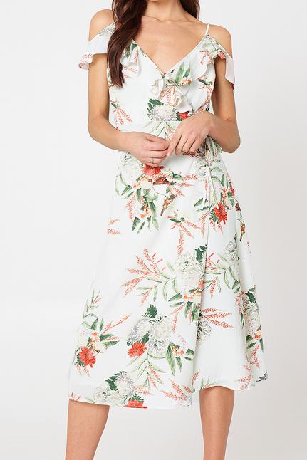 Nella Frill Dress