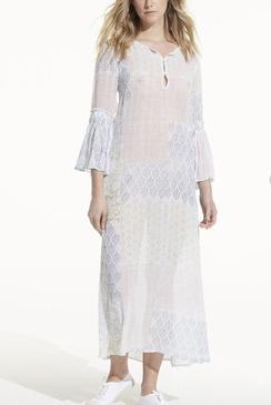 Belle Dress Raj Patchwork