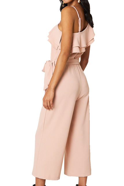 Ofelia One Shoulder Jumpsuit