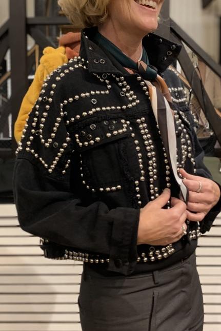 Studs Jacket