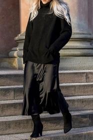 Lulla Sateen Skirt
